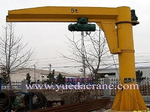 BZ Model Column Mounted Jib Crane(Pillar Crane)