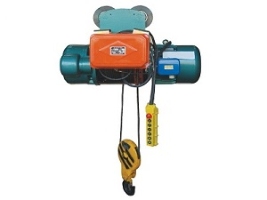 CD or MD model wire rope electric hoist