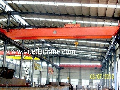 LH model double beam overhead crane